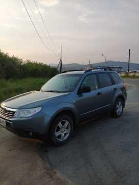 Магадан Forester 2011