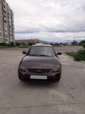 Кызыл Приора 2012