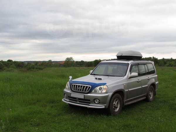 Hyundai Terracan, 2001 год, 400 000 руб.