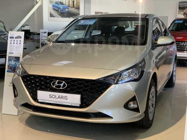 Hyundai Solaris, 2020 год, 997 000 руб.
