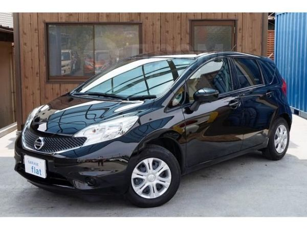 Nissan Note, 2016 год, 580 000 руб.