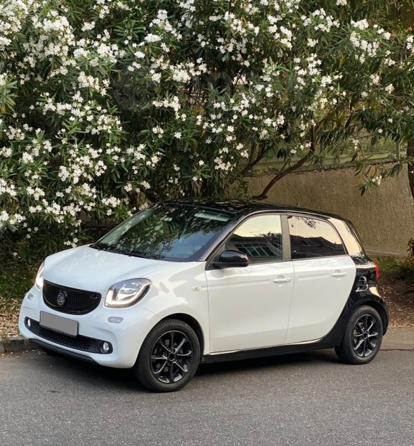Smart Forfour, 2017 год, 700 000 руб.