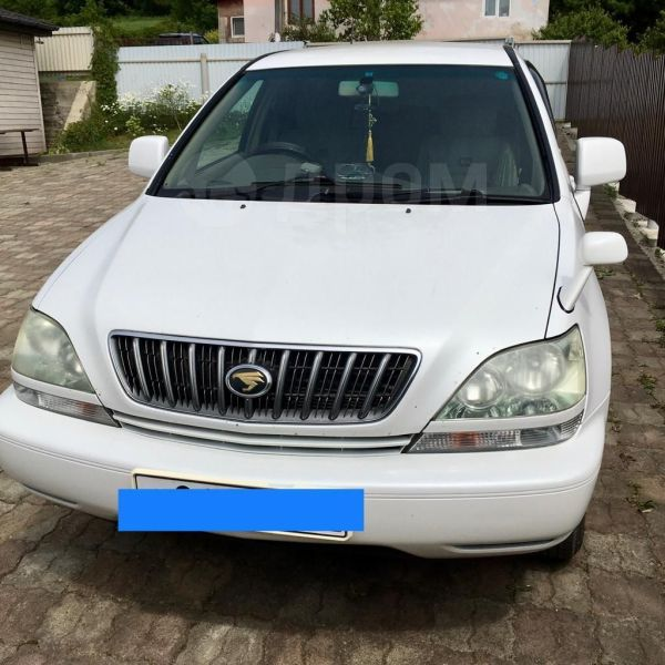 Toyota Harrier, 2002 год, 650 000 руб.