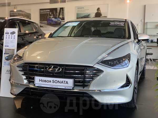 Hyundai Sonata, 2020 год, 2 140 000 руб.