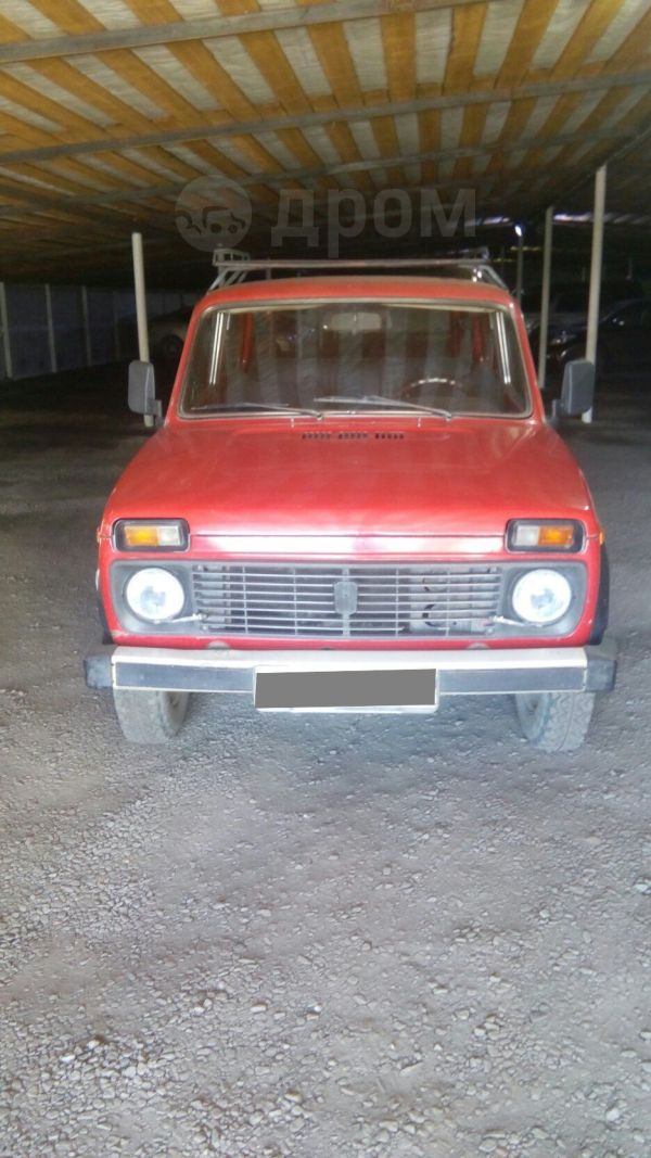 Лада 4x4 2121 Нива, 1985 год, 125 000 руб.