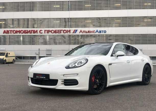 Porsche Panamera, 2013 год, 2 599 000 руб.