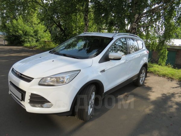 Ford Kuga, 2014 год, 930 000 руб.