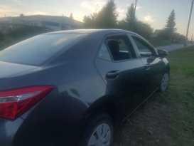 Винзили Corolla 2014