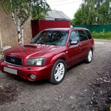 Архангельск Forester 2003