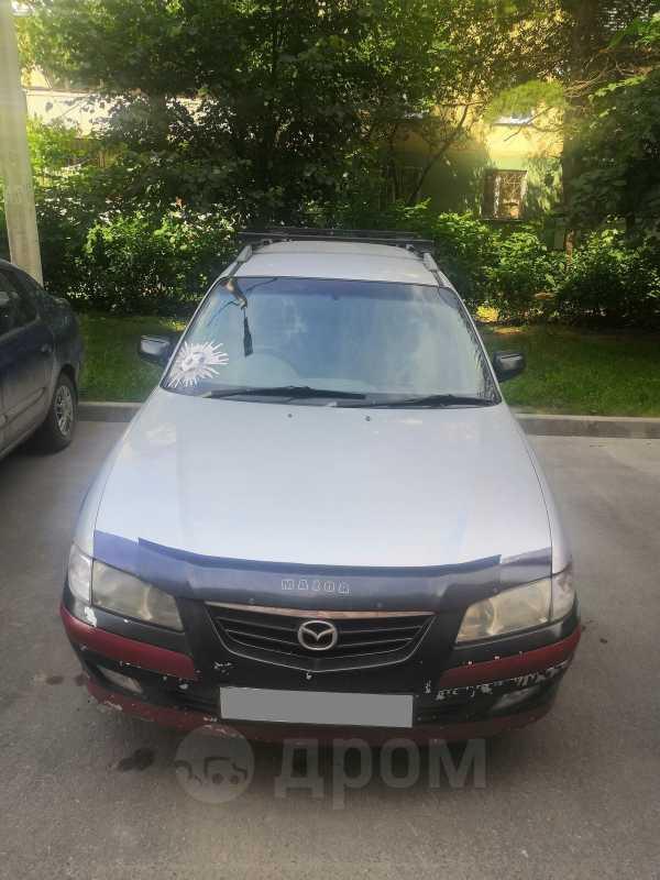 Mazda Capella, 2000 год, 117 000 руб.