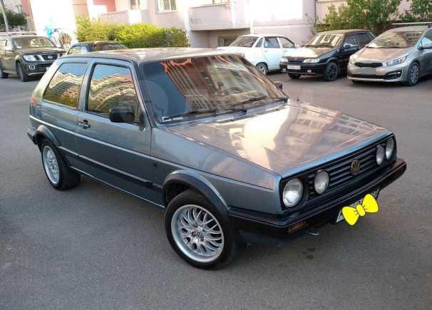 Volkswagen Golf, 1990 год, 120 000 руб.