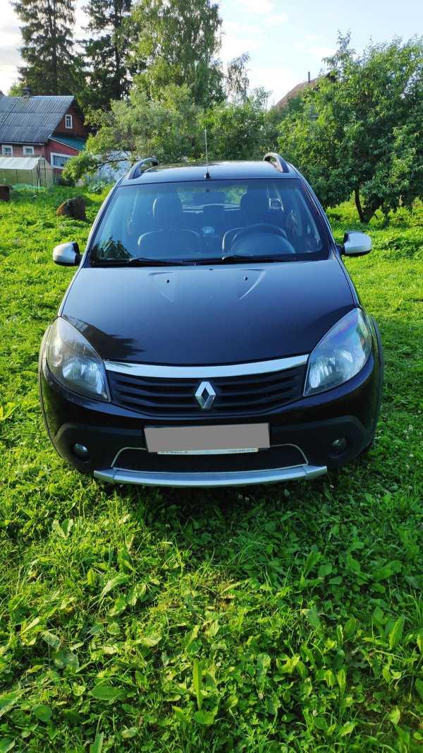 Renault Sandero Stepway, 2012 год, 410 000 руб.