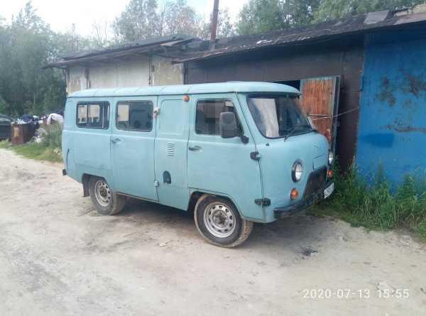 УАЗ Буханка, 1999 год, 95 000 руб.