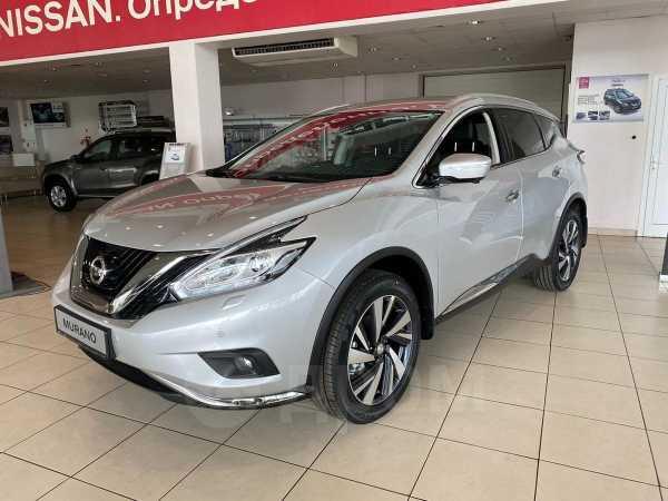Nissan Murano, 2020 год, 2 999 000 руб.