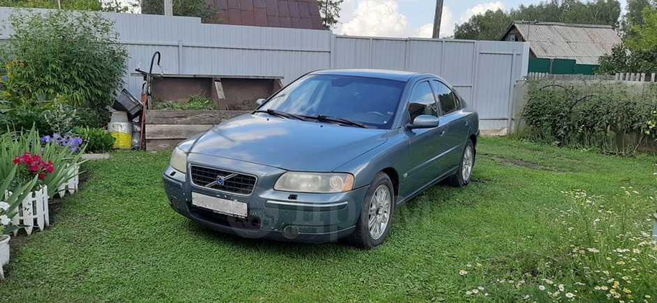 Volvo S60, 2004 год, 270 000 руб.