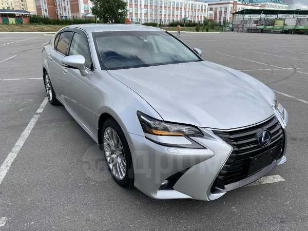 Lexus GS300h, 2017 год, 2 399 000 руб.