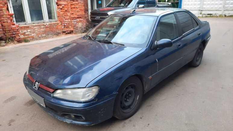 Peugeot 406, 1998 год, 40 000 руб.