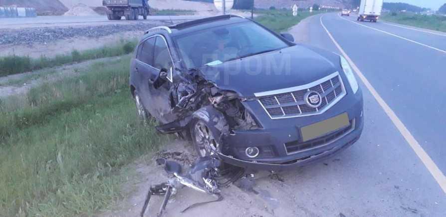 Cadillac SRX, 2011 год, 450 000 руб.