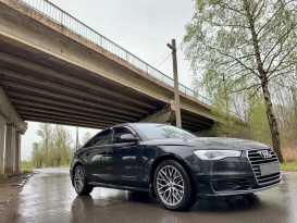 Великий Новгород Audi A6 2015
