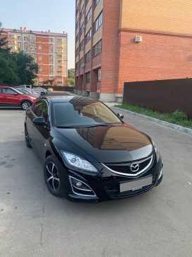 Благовещенск Mazda6 2012