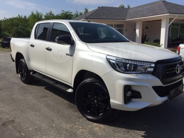 Toyota Hilux Pick Up, 2019 год, 3 190 000 руб.