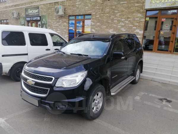 Chevrolet TrailBlazer, 2014 год, 995 000 руб.