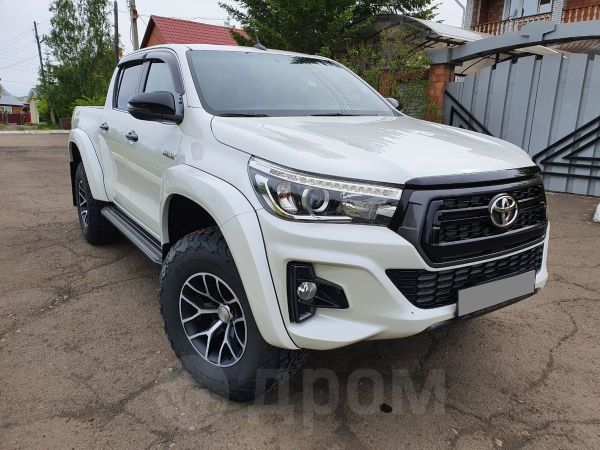 Toyota Hilux Pick Up, 2020 год, 3 597 000 руб.
