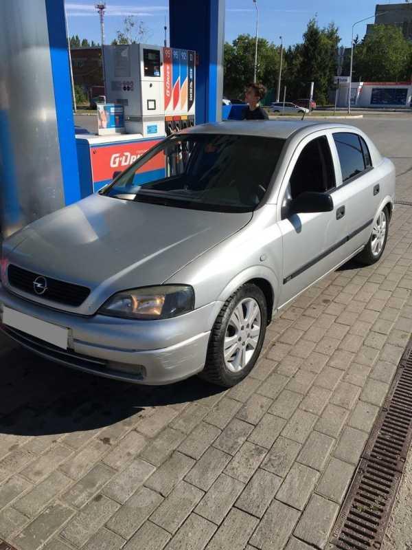 Opel Astra, 2000 год, 165 000 руб.