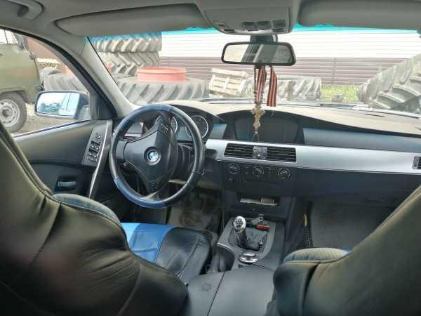 BMW 5-Series, 2004 год, 320 000 руб.