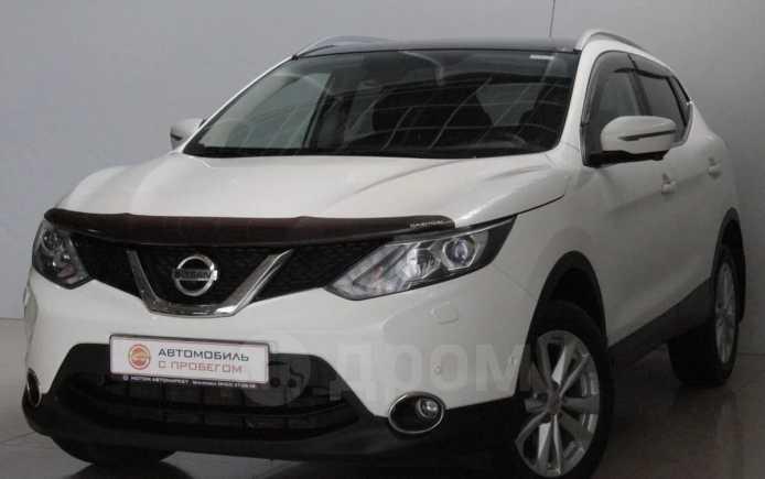 Nissan Qashqai, 2015 год, 1 066 000 руб.