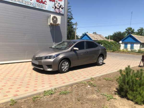 Toyota Corolla, 2013 год, 665 000 руб.