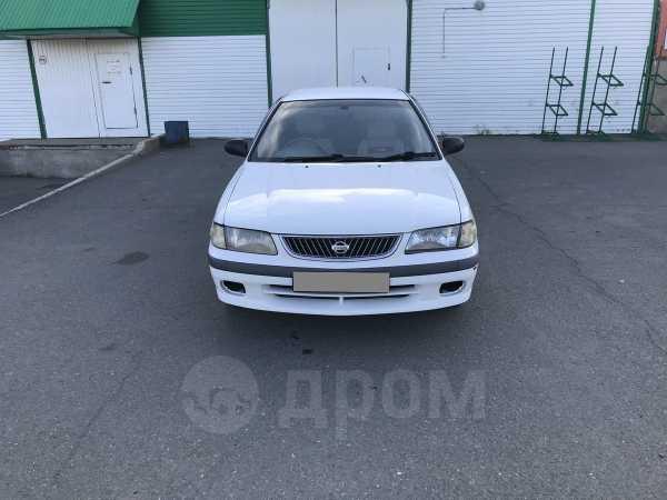 Nissan Sunny, 1999 год, 200 000 руб.