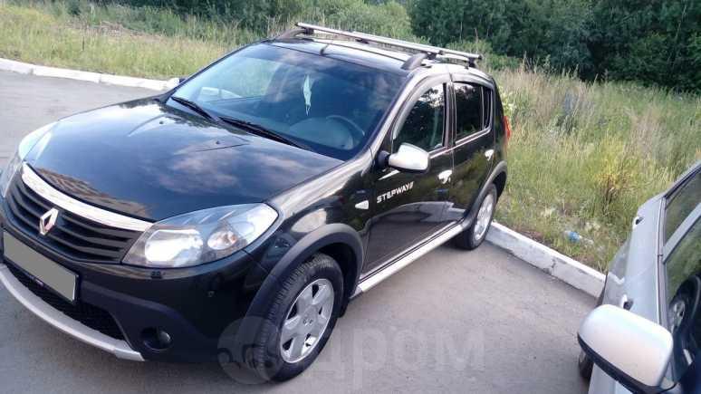 Renault Sandero Stepway, 2012 год, 415 000 руб.