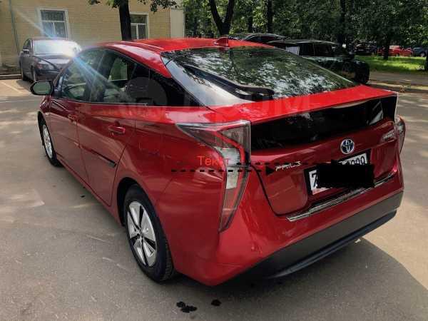 Toyota Prius, 2016 год, 1 280 000 руб.