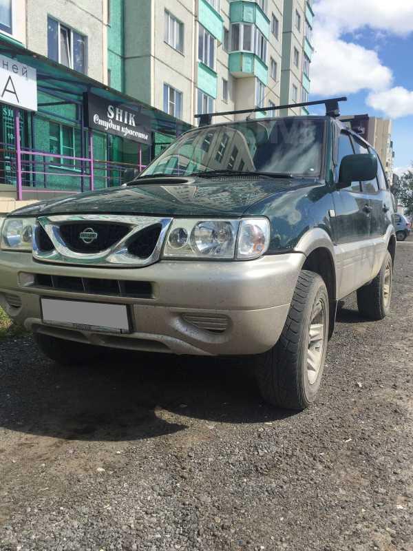 Nissan Terrano, 2001 год, 320 000 руб.