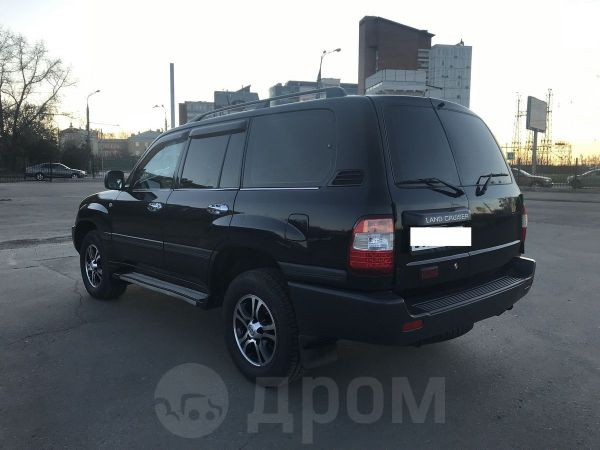 Toyota Land Cruiser, 2005 год, 1 400 000 руб.