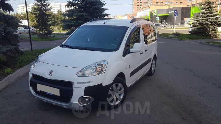 Peugeot Partner Tepee, 2013 год, 460 000 руб.