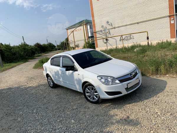 Opel Astra, 2008 год, 285 000 руб.