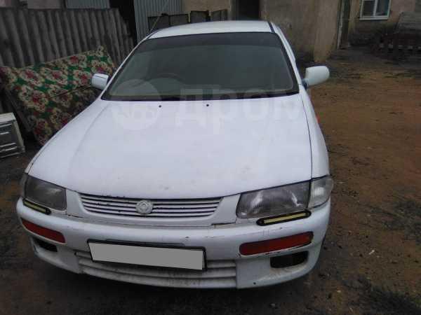 Mazda Familia, 1996 год, 85 000 руб.