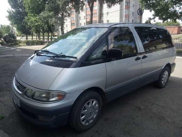 Toyota Estima Emina, 1998 год, 350 000 руб.