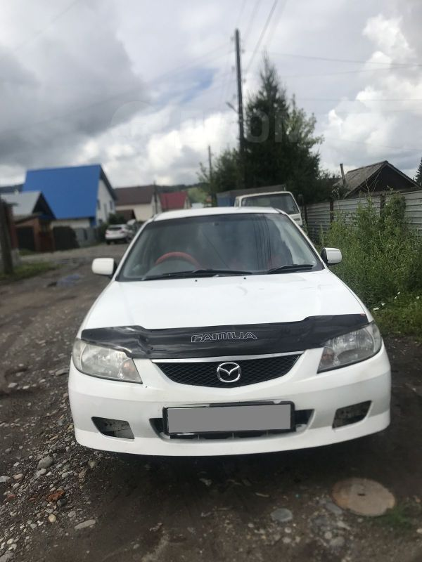 Mazda Familia, 2001 год, 110 000 руб.