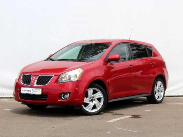 Pontiac Vibe, 2009 год, 427 136 руб.