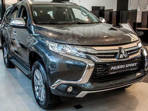 Mitsubishi Pajero Sport, 2020 год, 2 623 999 руб.