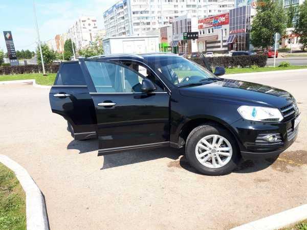 Zotye T600, 2017 год, 720 000 руб.