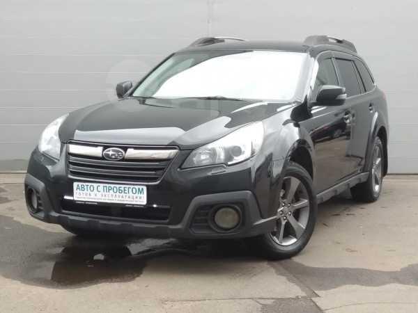 Subaru Outback, 2014 год, 1 137 000 руб.