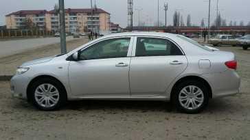 Грозный Corolla 2008