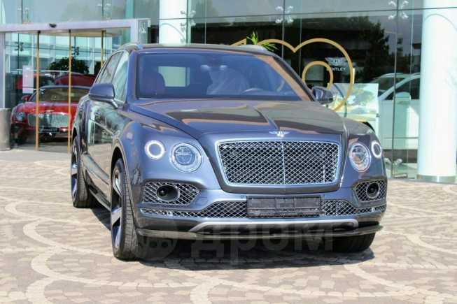 Bentley Bentayga, 2016 год, 11 690 000 руб.