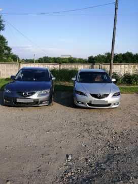 Уссурийск Mazda3 2005