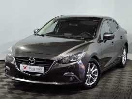 Санкт-Петербург Mazda3 2013