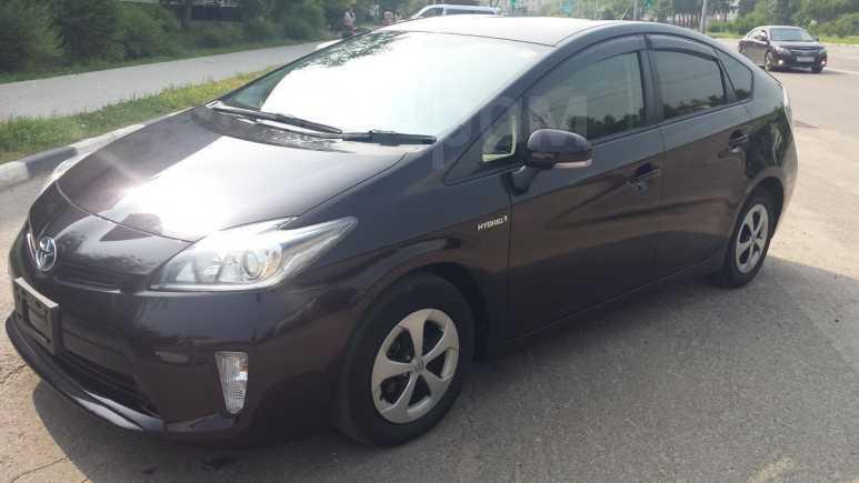 Toyota Prius, 2013 год, 825 000 руб.